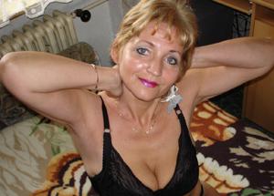 Femme cougar mariée